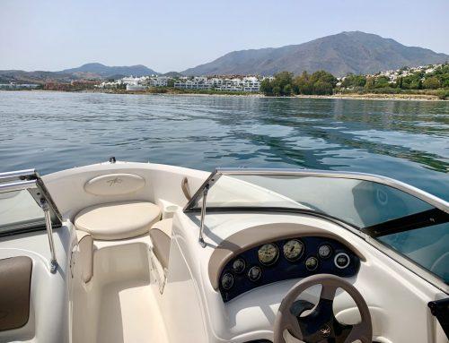 Boat Rental without skipper In Estepona